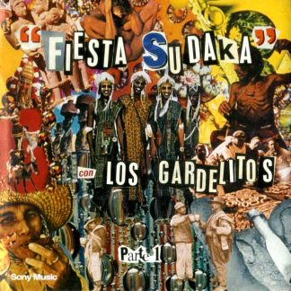 CD Fiesta Sudaka - Los Gardelitos